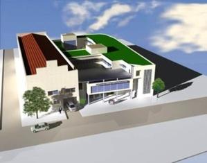 Le budget du projet d'établissement Ibn Khaldoun, pouvant accueillir à terme 400 élèves, est estimé à  2,39 millions d'euros.