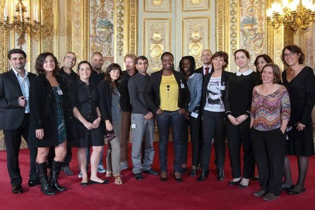 Les lauréats 2013 des Talents des Cités.