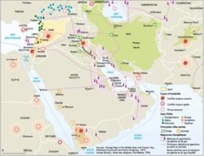 Une Syrie au milieu des tensions