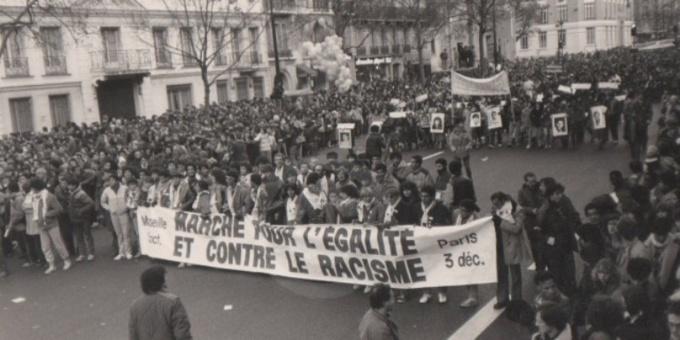 Marche contre le racisme : une lutte encore nécessaire 30 ans après