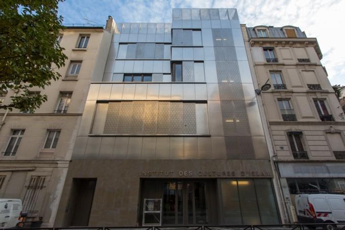 L'Institut des Cultures d'Islam (ICI).  © Marc Verhille / Mairie de Paris.