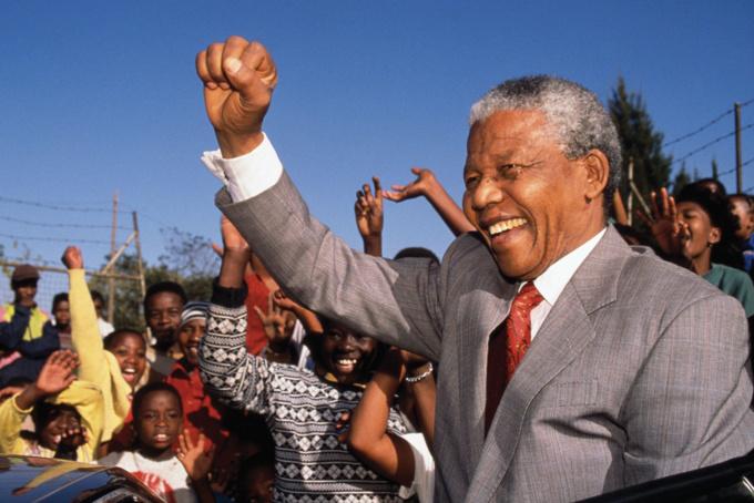 Se souvenir de Mandela