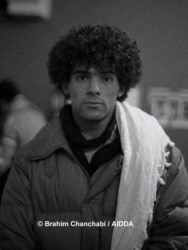 Toumi Djaïdja, en 1983.