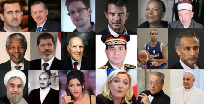 Mandela, Morsi, Valls, les Femen : vos personnalités top et flop de 2013