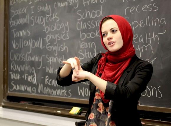 La langue des signes, nouvelle langue des prêches dans les mosquées