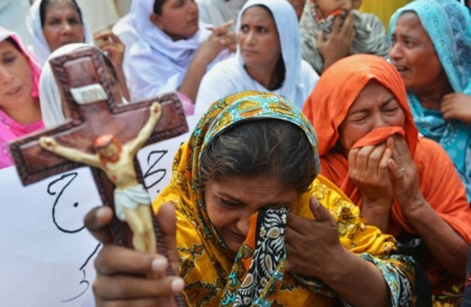 Les hostilités religieuses à travers le monde en hausse continue