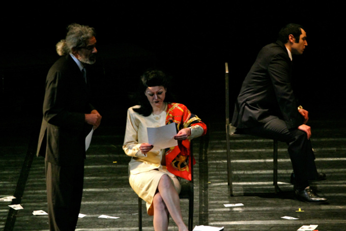 Ben Ali et Leila Trabelsi, personnages shakespeariens