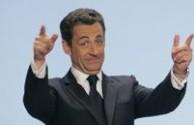 Sarkozy : 'Ma pensée va à madame Royal'