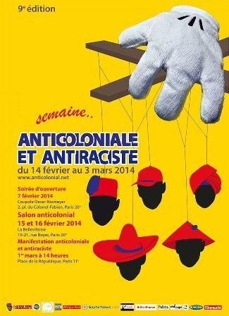 La Semaine anticoloniale 2014 de retour