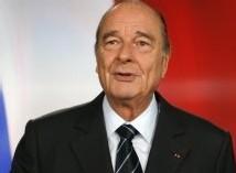Jacques Chirac se dit fier du « devoir accompli »