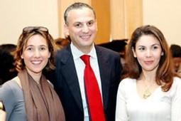 Alexia Laroche Joubert, Ghazi Karoui et Khadija Lamkacher