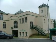 Mosquée de la Paix à Corbeil-Essonnes