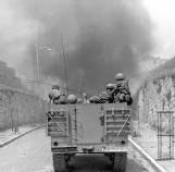 Le 5 juin 1967, les blindés israéliens se mettent en mouvement