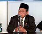 Abdurrahman Wahid, ancien président indonésien