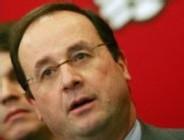 François Hollande, premier secrétaire du parti socialiste