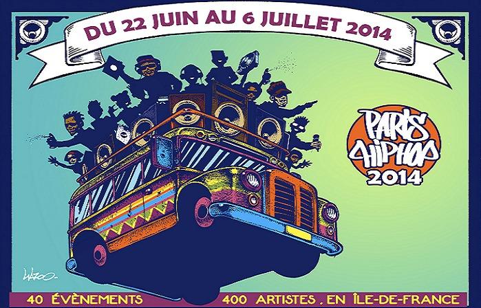 Paris à l'heure hip-hop, Kery James en parrain
