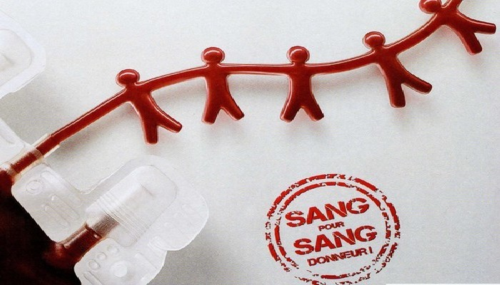 Une campagne nationale pour le don du sang, un cadeau vital
