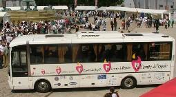 Le bus de l'opération