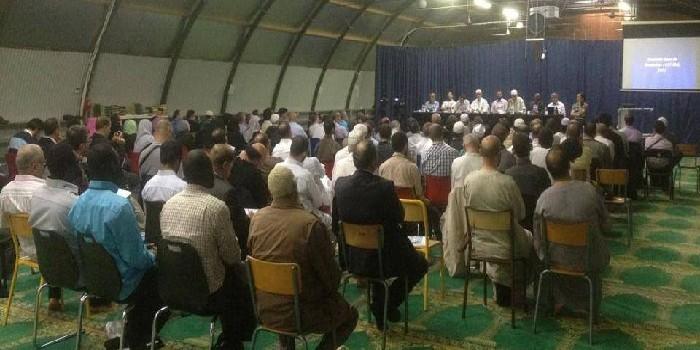 Une réunion de concertation le 9 juin avec l'UOIF dans la mosquée Adda'wa (Paris) concernant la détermination des dates du Ramadan 2014.
