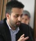 Osama Saeed, porte-parole de la Muslim association of Britain