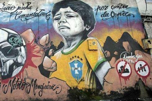 Mondial 2014 : on ne peut pas se couper du monde