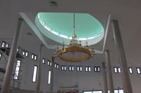 Bussy-Saint-Georges : l'esplanade des religions inaugure sa mosquée