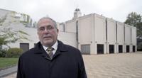 Kamel Kabtane, le recteur de la Grande Mosquée de Lyon.