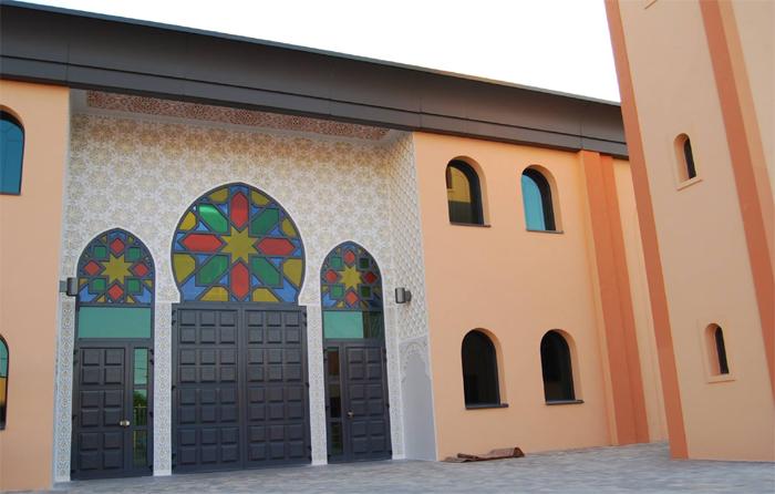 La Grande Mosquée de Reims (GMR).