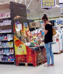 """Les box """"Albouraq fait son Ramadan"""" au Géant Casino de Montpellier"""