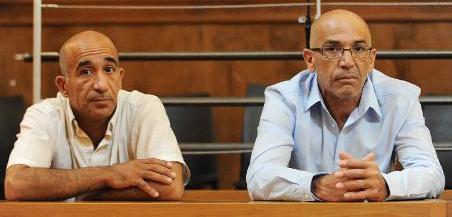 Abdelkader Azzimani et Abderrahim El Jabri.