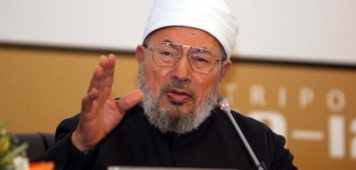 Yusuf Al-Qaradawi, président de Union internationale des savants musulmans (UISM).
