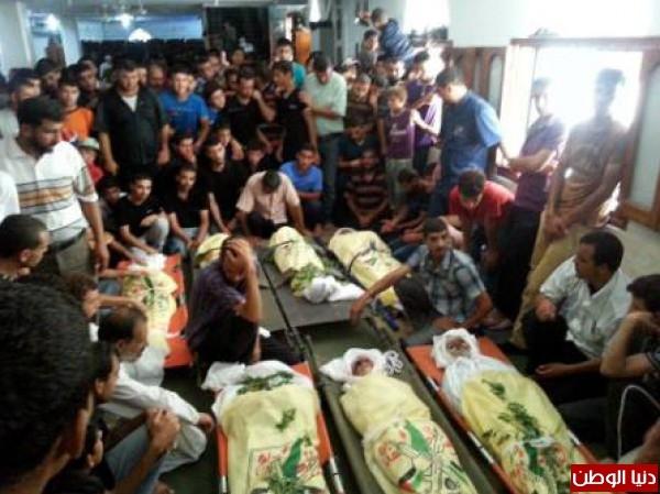 A Gaza, on tue, honte à l'humanité !
