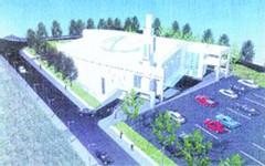 Esquisse du projet de mosquée Marseille