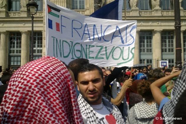 Du sursis pour des manifestants pro-palestiniens de Barbès