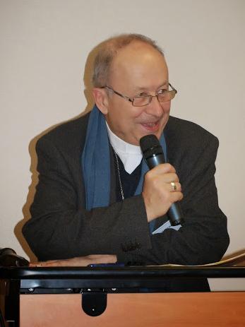 Mgr Michel Dubost : « Nous pouvons donner ici en France l'exemple d'une responsabilité partagée. » (Photo : © Jacques Bolon)