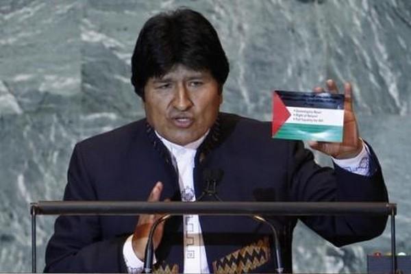 Israël placé dans la liste des Etats terroristes par la Bolivie