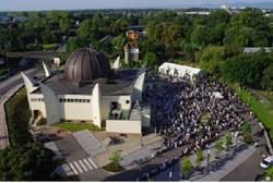 La Grande Mosquée de Strabourg.
