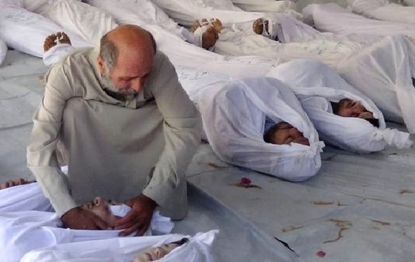 Syrie : un monde silencieux face au bilan humain désastreux
