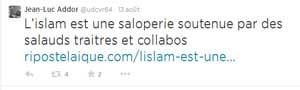 Fusillade dans une mosquée suisse : un député islamophobe en redemande