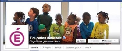 Vague de racisme sur la page Facebook de l'Education nationale