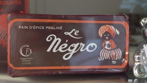 Racisme : le Bamboula et le Négro, biscuits stars d'une chocolaterie auxerroise