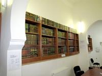 L'intérieur de l'institut Al-Gazhali de la Grande Mosquée de Paris.
