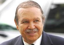 Le président algérien Abdelaziz Bouteflika