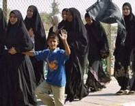 Des pèlerins chiites affluaient mercredi à Bagdad