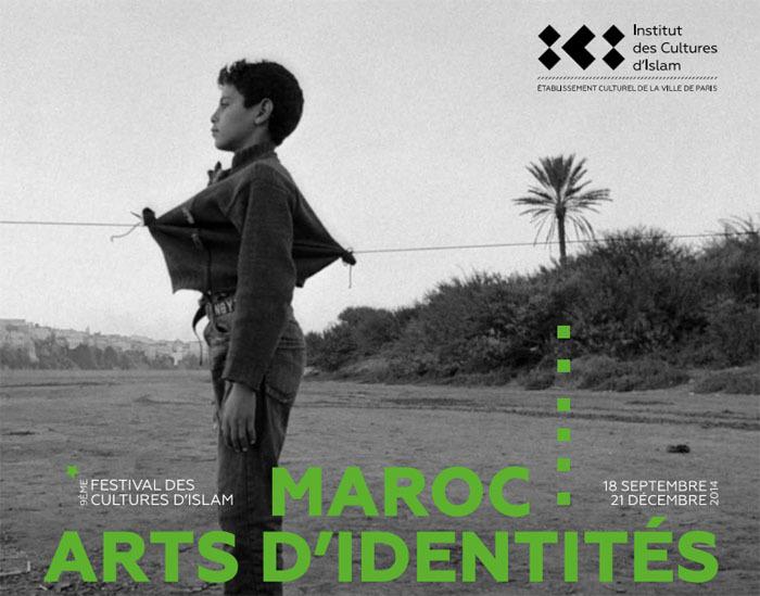 « Maroc arts d'identités » au 9e Festival des cultures d'islam