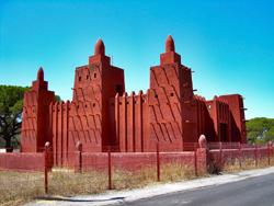 La mosquée de Missiri à Fréjus (Var).