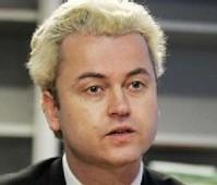 Guerrit Wilders, député populiste hollandais
