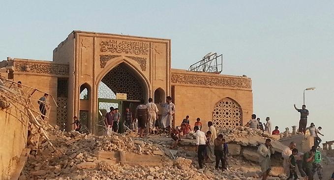 Le patrimoine irakien menacé de « nettoyage culturel » par l'Etat islamique
