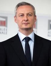 Bruno Le Maire, candidat à la présidence de l'UMP.