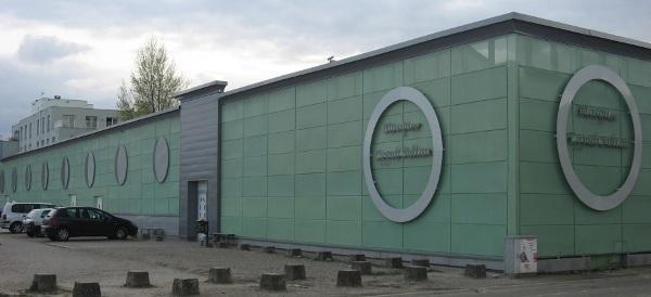 La mosquée turque Eyyûb Sultan de Strasbourg.